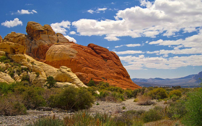 Red Rock, Blue Skies