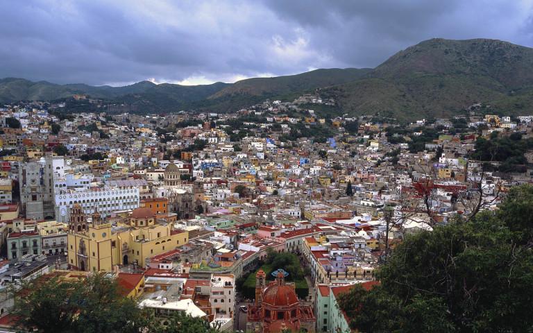 Guanajuato Colores
